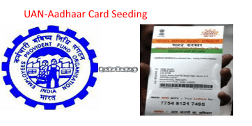 Link Aadhar card with EPF (UAN) Register