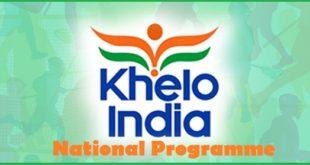 Khelo India program
