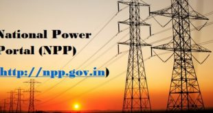 National Power Portal (NPP)