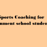 Free Sports Coaching Scheme for Government school students in Delhi