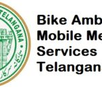 Bike Ambulance Mobile Medical Services under Amma Vodi scheme Telangana