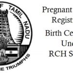 Pregnant Women Registration (picme.tn.gov.in) in Tamil Nadu for Birth Certificate Under RCH scheme