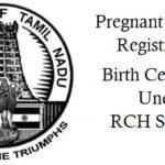 Pregnant Women Registration in Tamil Nadu