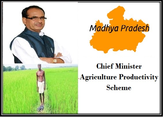 Chief Minister Agriculture Productivity Scheme MP Incentive to Farmers