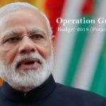 Operation Green in Budget 2018 TOP Scheme to Control Prices of Tomato, Onion, Potato