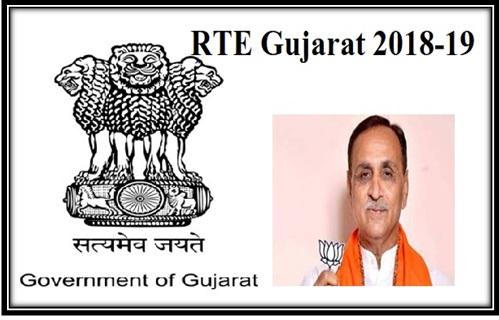 RTE Gujarat 2018-19 Eligibility Age Criteria Application Form
