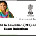 [rte.raj.nic.in]RTE Rajasthan Admission Online Application Form 2018-19 School And Students List