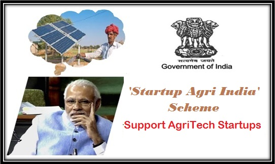 Startup Agri India Scheme