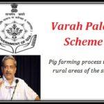 Varah Palan Scheme Goa Subsidy Pork Production (Pig Farming Process Rural Areas)