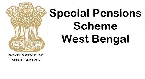 Special Pensions Scheme West Bengal