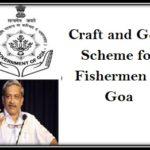 Craft and Gear Scheme for Fishermen in Goa