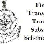 Fish Transport Trucks Subsidy Scheme Goa
