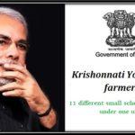 Krishonnati Yojana For Farmers Green Revolution