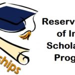Reserve Bank of India (RBI) Scholarship Program Scheme