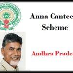 Anna Canteens Scheme in Andhra Pradesh