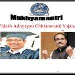 [Form] Videsh Addhyan (Adhyan) Chhatravratti Yojana In MP