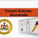 Unnati Scheme in Karnataka